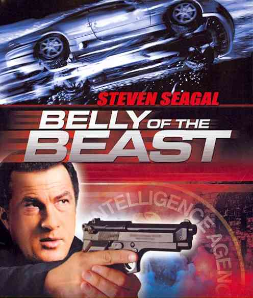 BELLY OF THE BEAST BY SEAGAL,STEVEN (Blu-Ray)
