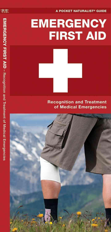 Emergency First Aid By Kavanagh, James/ Leung, Raymond (ILT)